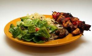 модель тарелки, худеющий, идеальный вес, калории, похудение, жиры, белки, углеводы